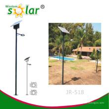 Nuevo producto CE Solar calle luz 518 serie para /path /road de calle al aire libre iluminación (JR-518)