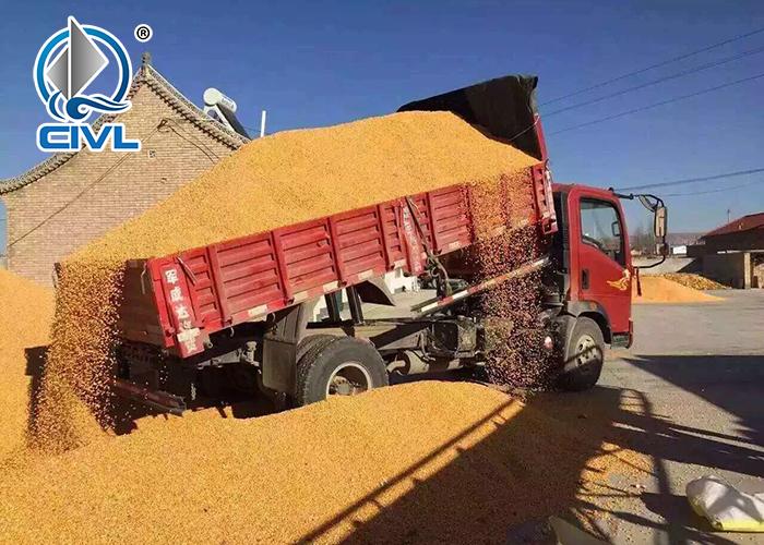 4x2 Light Dump Truck 1