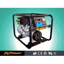 ITC-POWER gerador portátil gerador de gasolina (4kw) home