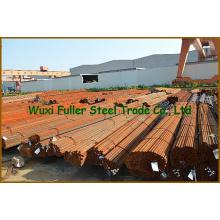 6crw2si / 1.2550 Tool Steel Round Bar