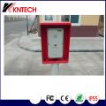 Interphone téléphonique d'urgence de contrôle d'accès IP de téléphone de porte d'IP Knzd-45