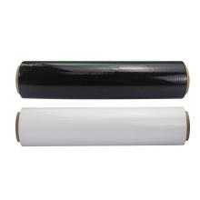 Polyethylene LLDPE Black Stretch Pallet Wrap Film for Packaging Hand Grade Stretch Film