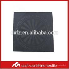 Chiffon de nettoyage en lunette en microfibres imprimé en relief complet