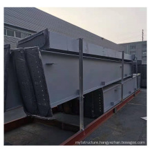 Design Manufacture High Strength Structural H Section Fabrication Steel H-beams
