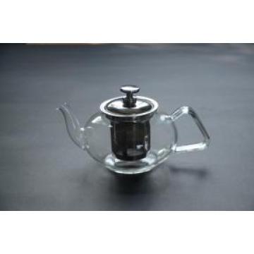 New Hot Sale Eco-Friendly Heat Resistant Borosilicate Glass Teapot
