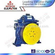 Máquina de tração sem engrenagem de elevador / tipo de venda quente / com bom preço / MCG150