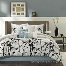 Madison Park Matilda Printed Microfiber Duvet Bed Cover Set