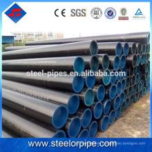 Neue Produkteinführung galvanisiertes nahtloses Stahlrohr