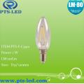 C35 1W 2W 3W 4W LED à incandescence éclairage de bougie