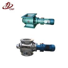 Válvula de Descarga Rotativa Pneumática para Pó