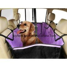 Cubierta del asiento del banco de la fuente del animal doméstico Cama del hamaca del coche del perro
