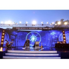 High Brightness Outdoor Rental LED scherm