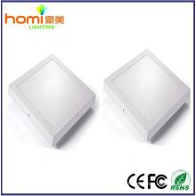 24W 80lm/w, Praça superfície diodo emissor de luz de painel controlador IC CE série 2 anos de garantia