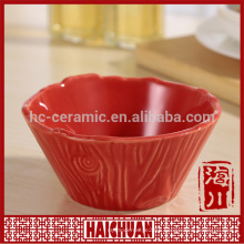 Ceramic Bakeware Pet Bowl Flower Pot Tableware-mini round cup