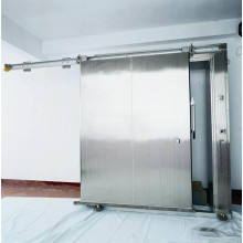 Congelamento de PVC Cortina Fast Roll Up Door