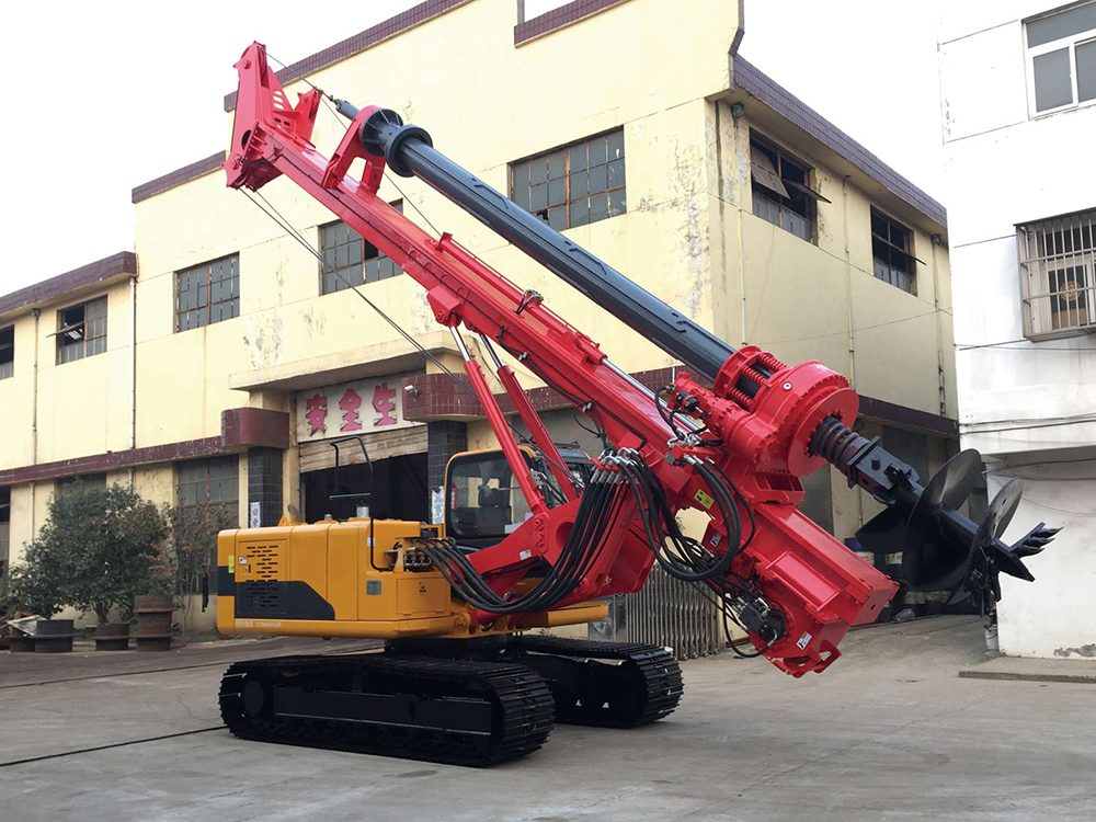 Types Of Rotary Drilling Rig