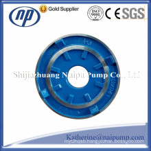 Minerals Flotation Processing Pump Part Back Liner (C2041)