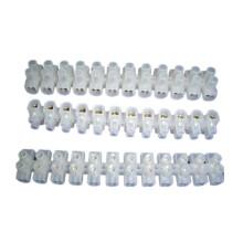 Bloques de terminales plásticos del bloque de terminales 5A 4mm2 H / U / V tipo PA PP PE