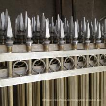 China hochwertige billige Aluminium Zaun für Garten