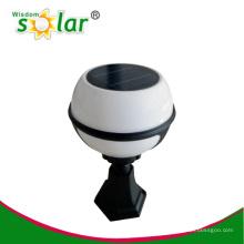 2014 led Lampe neuesten solar Säule für Gartenleuchten Solarleuchten solar-Gartenleuchte