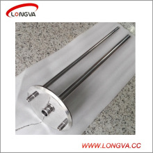 Sanitary Stainless Steel Blind Cap with Pipe Fittings