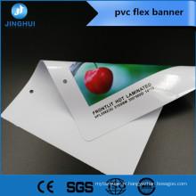 Prix concurrentiel 230gsm à 680gsm frontlit 10oz pvc flex bannière 500 * 300d 18 * 12