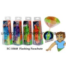 Blinkendes Fallschirmspielzeug