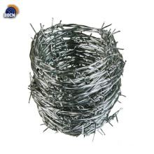 galvanized barbed wire roll
