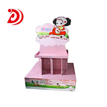 High Quality for Cardboard Table Display Stands Promotional custom display stands export to Spain Manufacturer