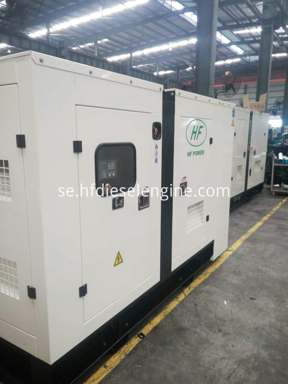 cummins generator set silent type-1