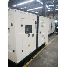 80 кВт дизельный генераторный агрегат cummins бесшумный