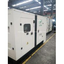 80kw cummins diesel generator set silent type
