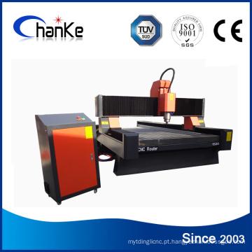 1300X2500mm máquina de gravura de mármore CNC para mármore de pedra