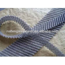 Knitted Wire Mesh Fabric