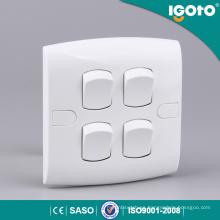 Igoto BS Standard E401 Buena calidad Interruptores de pared