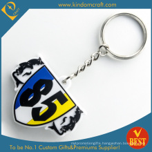 Customized 2 D Souvenir PVC Key Chain Series Products at Factory Price From China