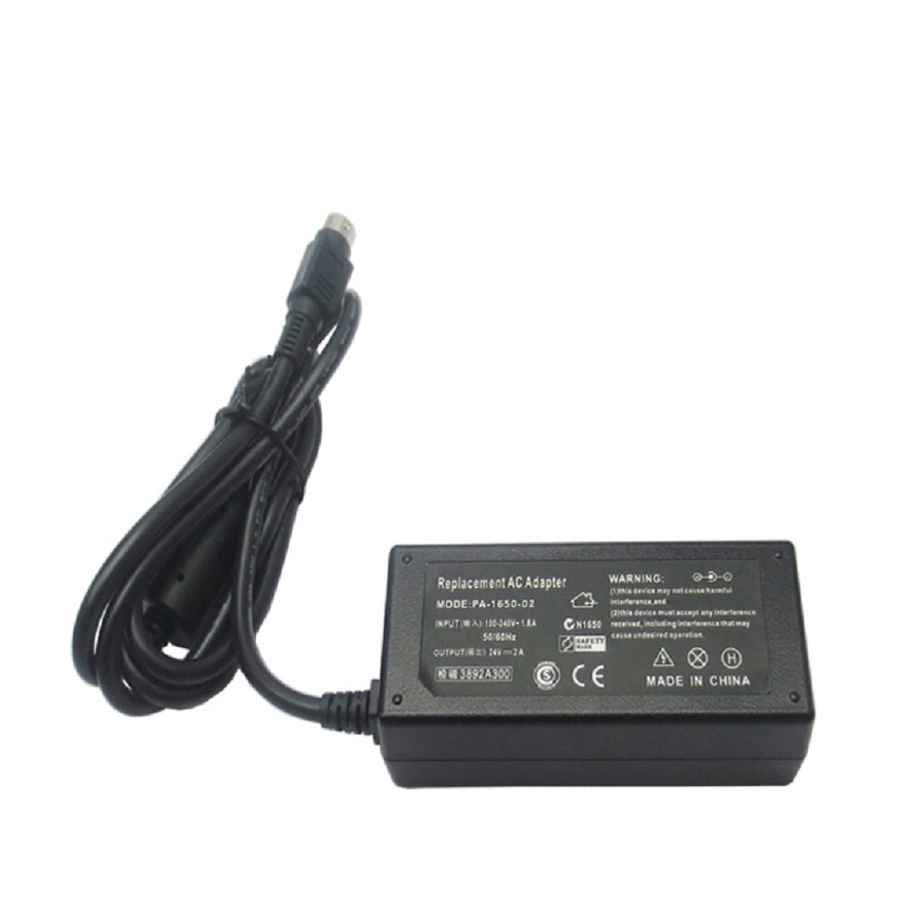 ?4 pin power adapter