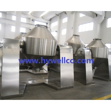 Hywell Supply Double Conical Drying Machine