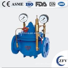 400X hydraulic flow control valve