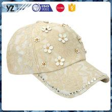 Nouveau et chaud bas prix vintage lavé cap de nombreux styles