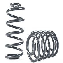 Прочная цинкованная стальная пружина сжатия