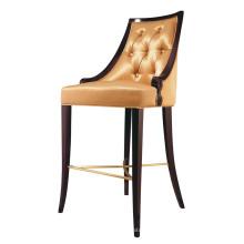 Mobília luxuosa do hotel da cadeira do café da cadeira da barra