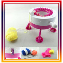 Made by U- New Version knitting machine toys,toys for children.