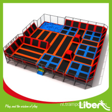 Indoor kinder trampoline park commercieel