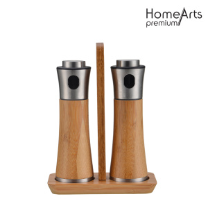 Wooden Oil & Vinegar Sprayer