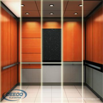 AC Drive 1600kg Indoor Passenger Medical Hospital Elevator