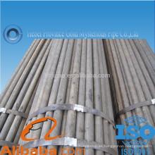ASTM A179 tubos de intercambiador de calor de acero de bajo carbono