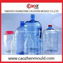 Différents types d'eau / moule soufflant de bouteille d'huile