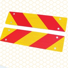 R70 Marking rear board for Vehicles