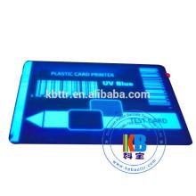 Material de resina de alta qualidade zebra P330i transferência Térmica de código de barras invisível Zebra UV fita
